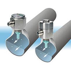 Flow switch termisk