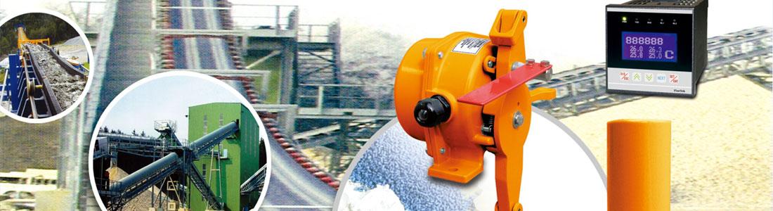 Niveaumåling, Flowmåling, Trykmåling & Temperaturmåling